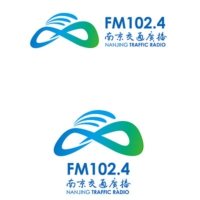 Logo of radio station 南京交通广播 - Nanjing Traffic radio