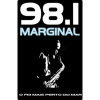 Logo of radio station Rádio Marginal
