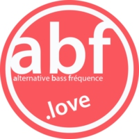 Logo of radio station ABF LOVE