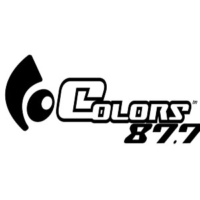 Logo de la radio Colors Radio 87.7