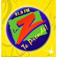 Logo of radio station La Z 91.9 FM