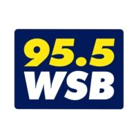 Logo de la radio 95.5 WSB