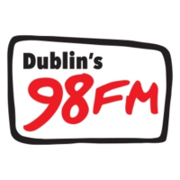 Logo of radio station 98FM