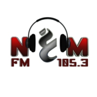Logo de la radio Nagham FM نغم اف ام