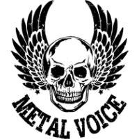 Logo of radio station Metal Voice