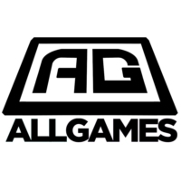 Logo of radio station All Games Radio