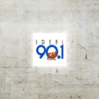 Logo of radio station FM Ideal 90.1 FM