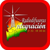 Logo of radio station Radio Integracion