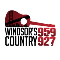Logo of radio station CJWF Windsor's Country 95.9 & 92.7