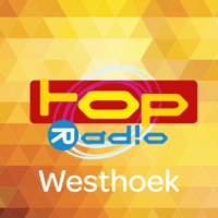 Logo of radio station Topradio Westhoek