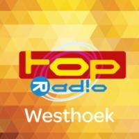 Logo of radio station Topradio Westhoek