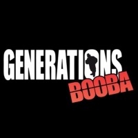 Logo of radio station Générations Booba
