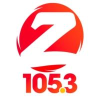 Logo de la radio WBZY Z 105.3