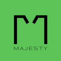 Logo of radio station Majesty