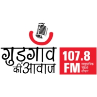 Logo of radio station Gurgaon Ki Awaaz 107.8 FM