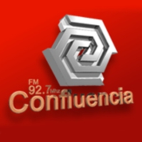 Logo of radio station Confluencia 92.7 FM