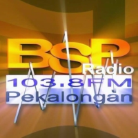 Logo of radio station BSP Radio 103.8