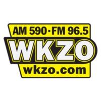 Logo of radio station WKZO 590 AM