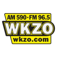 Logo of radio station WKZO 590 AM