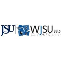 Logo of radio station WJSU 88.5