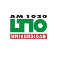 Logo of radio station LT10 Universidad del Litoral 1020 AM
