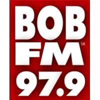 Logo of radio station WBBE  97.9 BOB FM