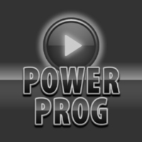 Logo of radio station Power Prog Radio - The Prog Channel