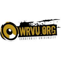 Logo of radio station WRVU