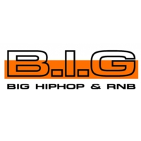 Logo of radio station B.I.G Radio