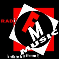 Logo of radio station RadioFM Music