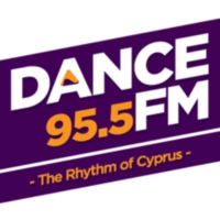 Logo of radio station Dance FM 95.5 FM