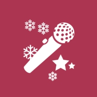 Logo of radio station 100 % Weihnachts-Karaoke