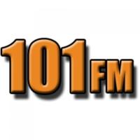 Logo de la radio Laut fm 101FM