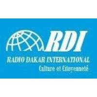 Logo of radio station RDI Senegal