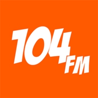 Logo of radio station 104 FM BH
