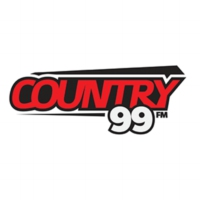 Logo of radio station CFNA Country 99