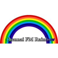 Logo of radio station Chennai FM Rainbow