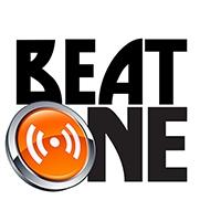Logo of radio station Beat One FM