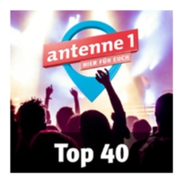 Logo de la radio antenne 1 Top 40