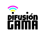 Logo of radio station Difusion Gama