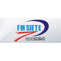 Logo of radio station FM Siete - 94.7 FM Calama