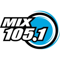 Logo of radio station KUDD Mix 105.1