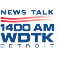 Logo of radio station WDTK AM