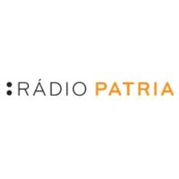 Logo de la radio Rádio Patria