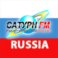 Logo of radio station RADIO SATURN FM - RUSSIA MUSIC