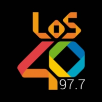 Logo of radio station XEEW-FM LOS40 RGV 97.7