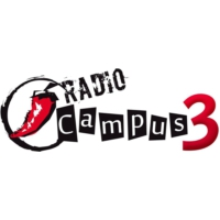 Logo of radio station Radio Campus 3