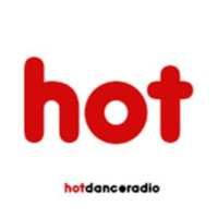 Logo of radio station Hot Dance Radio