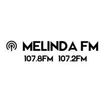 Logo of radio station MELINDA FM