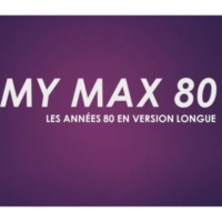 Logo de la radio MY MAX 80